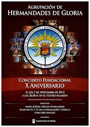 X Aniversario Fundacional