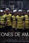 Campeones de amarillo el equipo ciclista kas