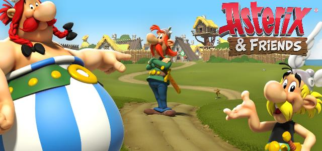 Asterix & Friends (Review)