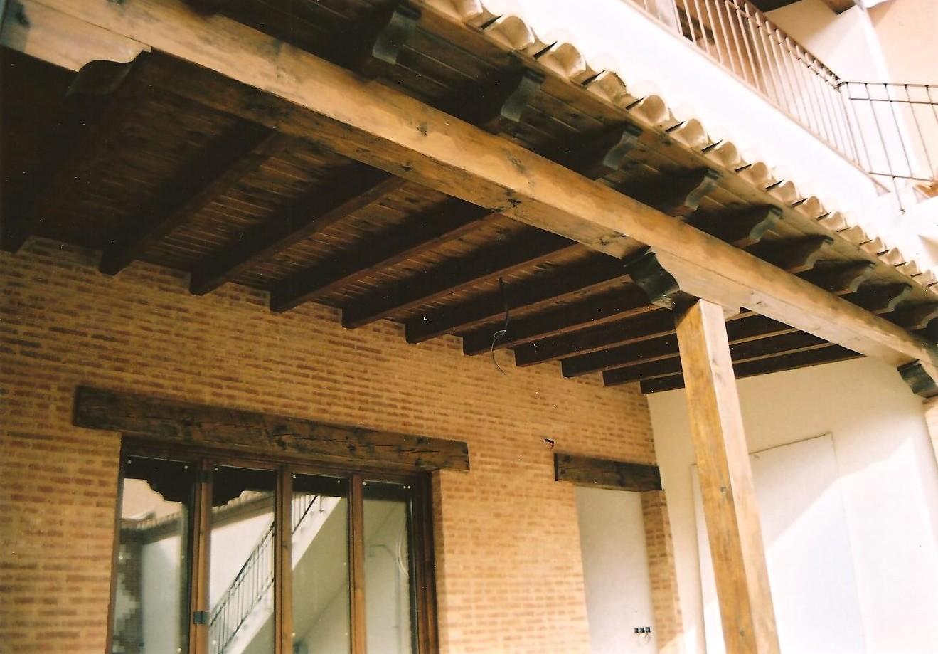 Carpinteria sevilla porches y p rgolas - Pergolas de madera en sevilla ...