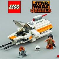 """Primeros sets """"LEGO STAR WARS REBELS"""""""