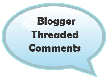 Remove Blogger Threaded Comments