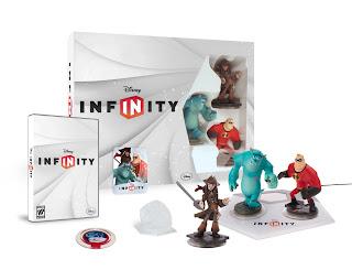 Disney Infinity Starter Pack Jack Sparrow