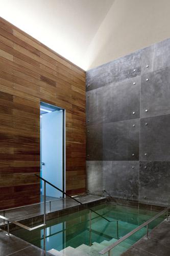 Baños Modernos Terminados:podio: Mikve Rajel por Pascal Arquitectos
