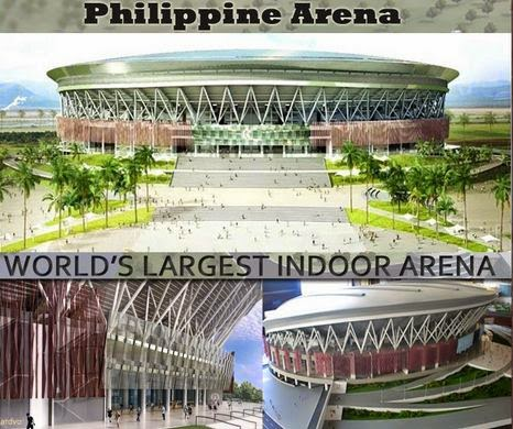 The Largest Indoor Arena in