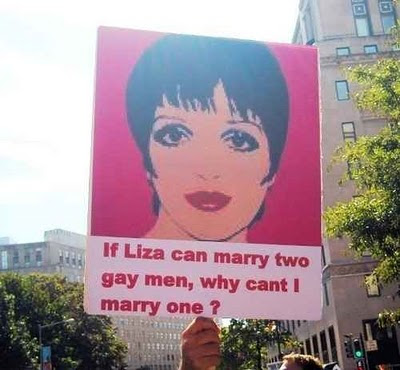 We have same-sex marriage here in Canada, but of course it is still being ...
