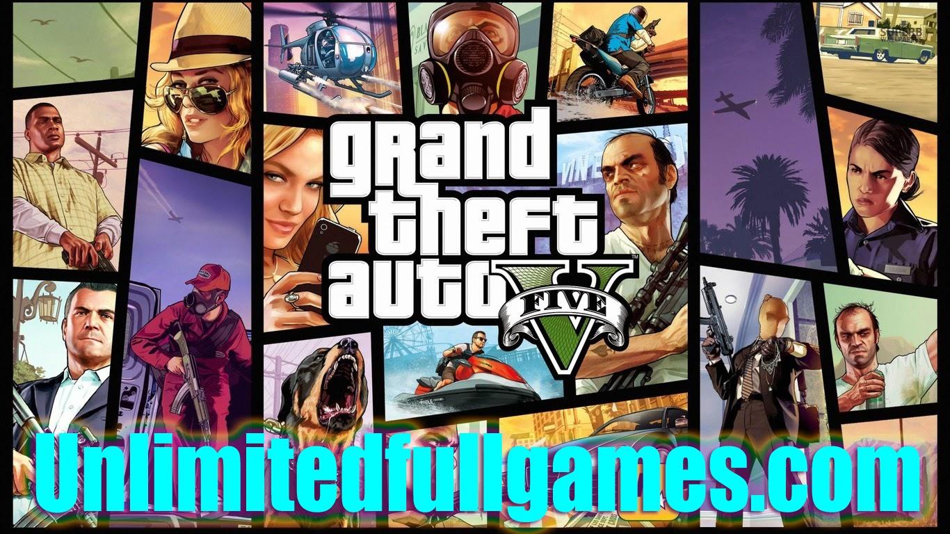 gta 5 download full version pc game free