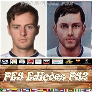 Ryan Mason (Tottenham) PES PS2