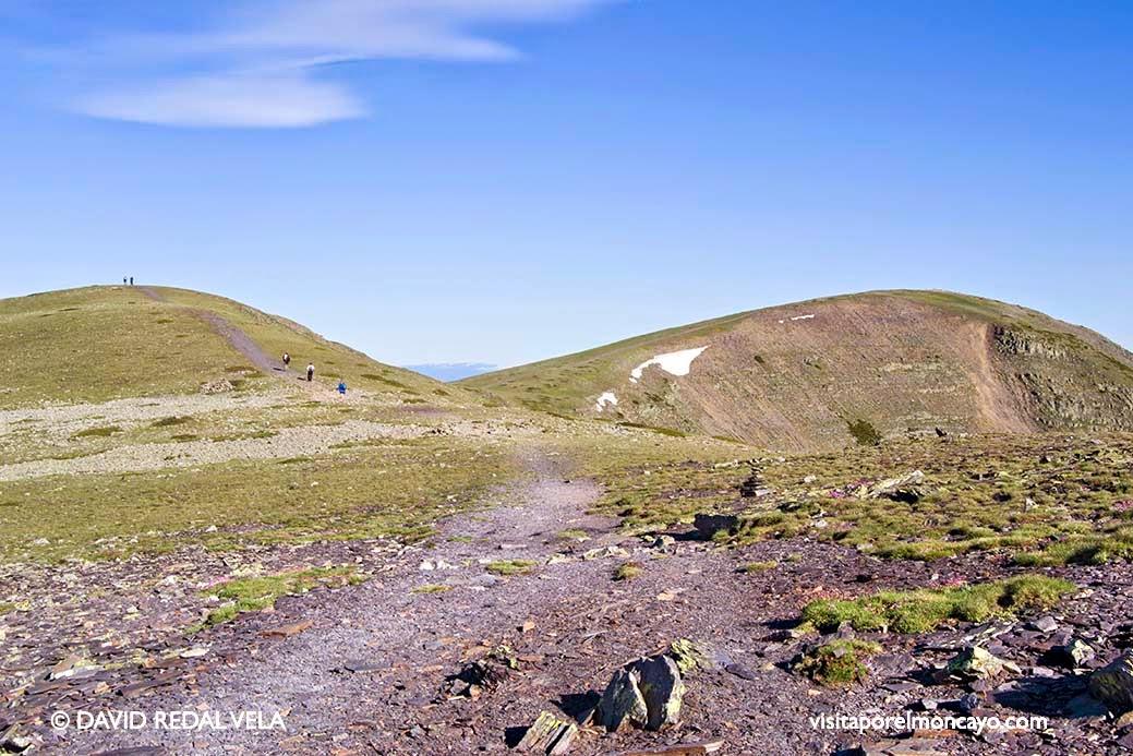 Moncayo Senderismo Ascension a la Cumbre del Moncayo