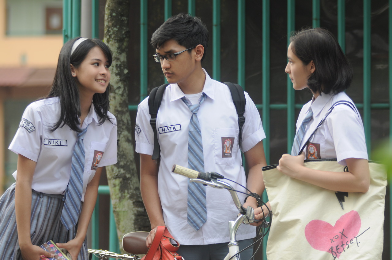 7 SMA Pencetak Selebriti Ternama di Indonesia