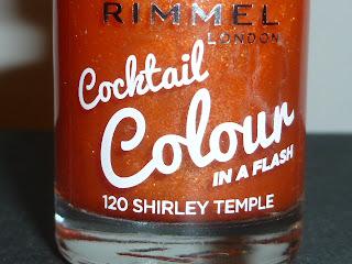 Rimmel London Cocktail Colour in a Flash