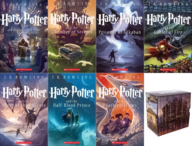 Harry Potter Book Quizzes Scholastic : Daniel s corner unlimited book review harry potter
