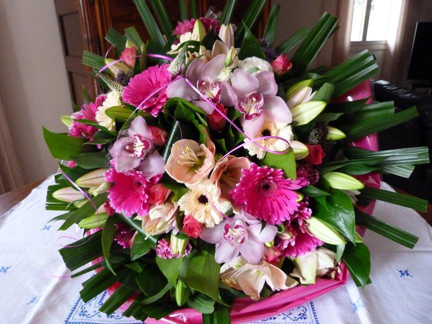 Les pins noirs un beau bouquet - Un beau bouquet de fleurs ...