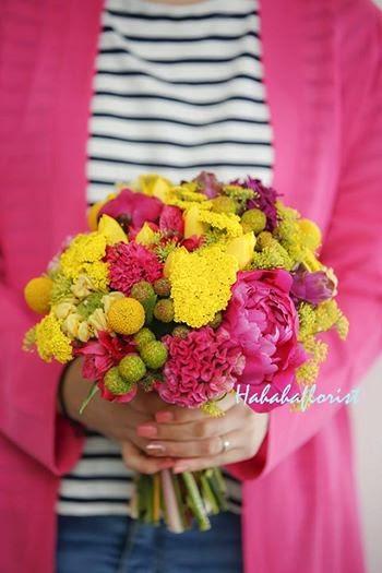 你想要這個花球嗎?