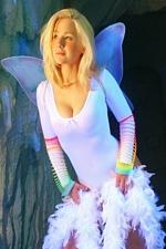 Sexy Pattycake Winter Ice Fairy