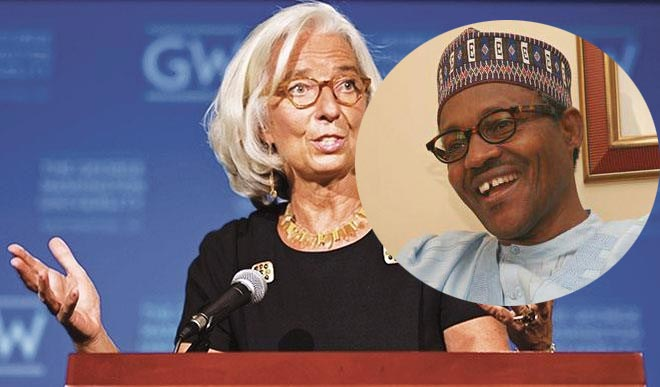 IMF Director Meets With President Buhari Today