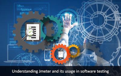 Usage of JMeter in Software Testing