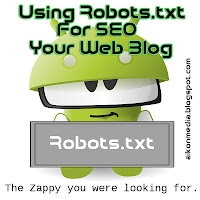 Fungsi Penggunaan Robots.txt