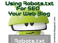 Fungsi Robots.txt