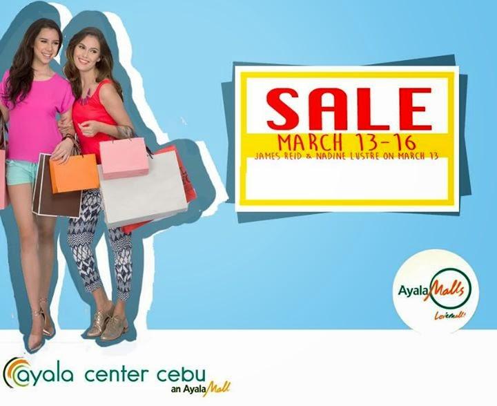 Mallwide-Sale-Ayala-Center-Cebu