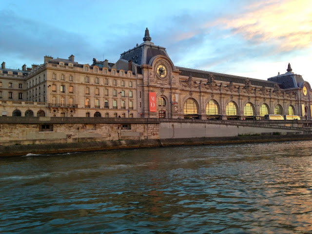Best time for River Seine Cruise in Paris