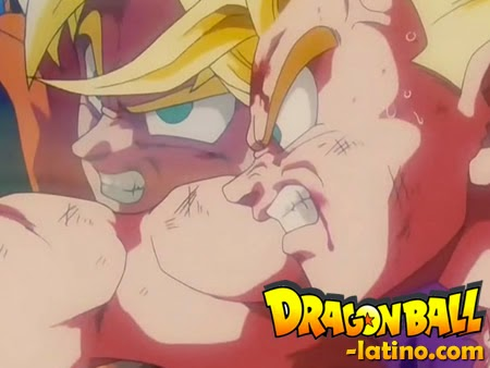 Dragon Ball Z capitulo 191