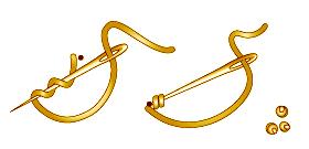 fransız düğümü