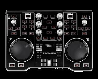Hercules e2 USB DJ Console