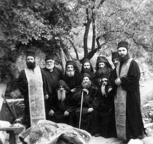 Γέροντας Ιωσήφ Ησυχαστής Συνόδου - Elder Joseph Hesychast synod