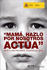 No a la violencia contra los niños