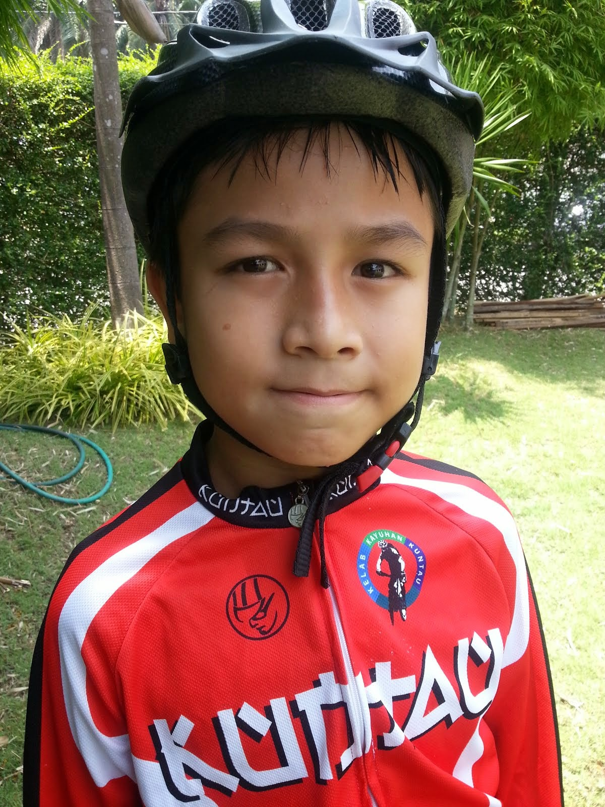 Junior : Zaqwan