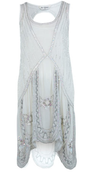Gatsby inspired dress