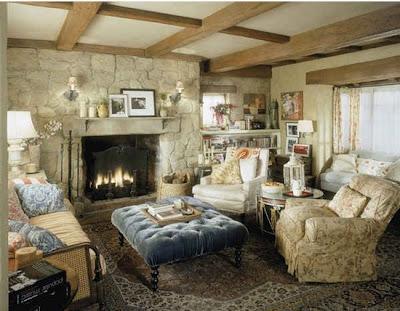 holiday stone cottage, Stone Iris' house, country stone cottage the holiday, stone fireplace,