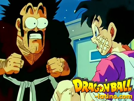 Dragon Ball Z capitulo 218