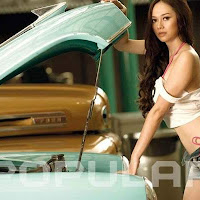 Gambar Hot Aura Kasih 2011