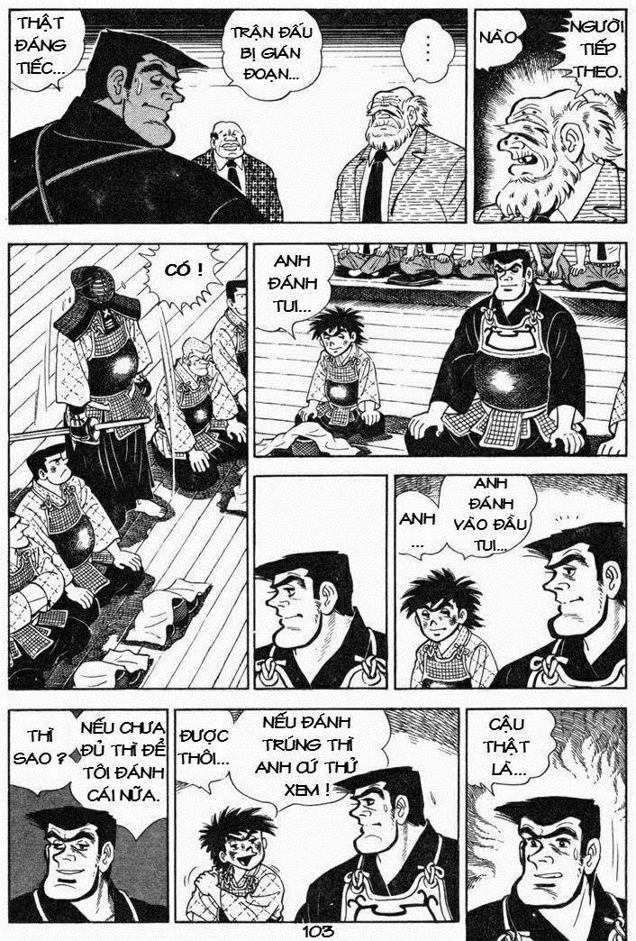 Siêu quậy Teppi chap 43 - Trang 23