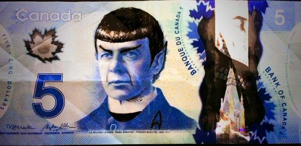 #SpockYourFives