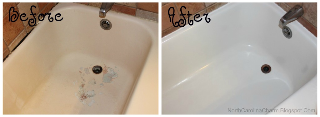 Carolina Charm: Bathtub Refinishing