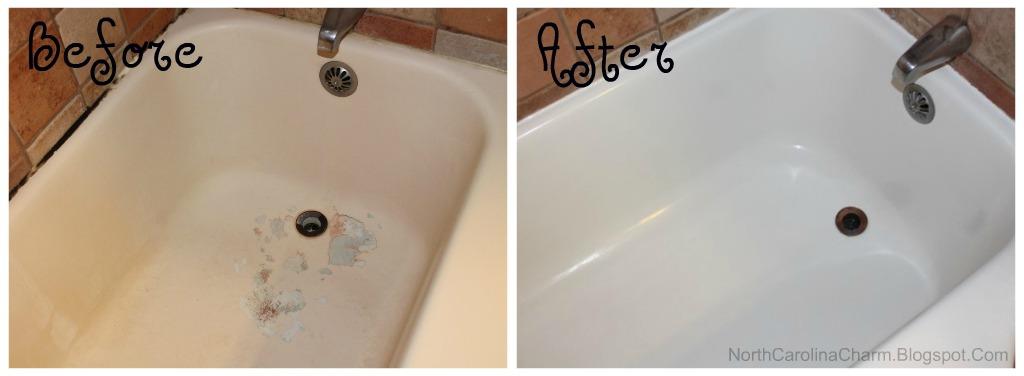 Bathtub Refinishing - Carolina Charm