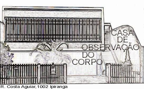 Casa de Observação do Corpo