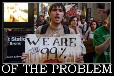 The 99%...Now, I Know What It Means! Wearetheproblem