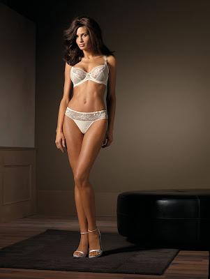 Hollywood model photo shot in bikini wear