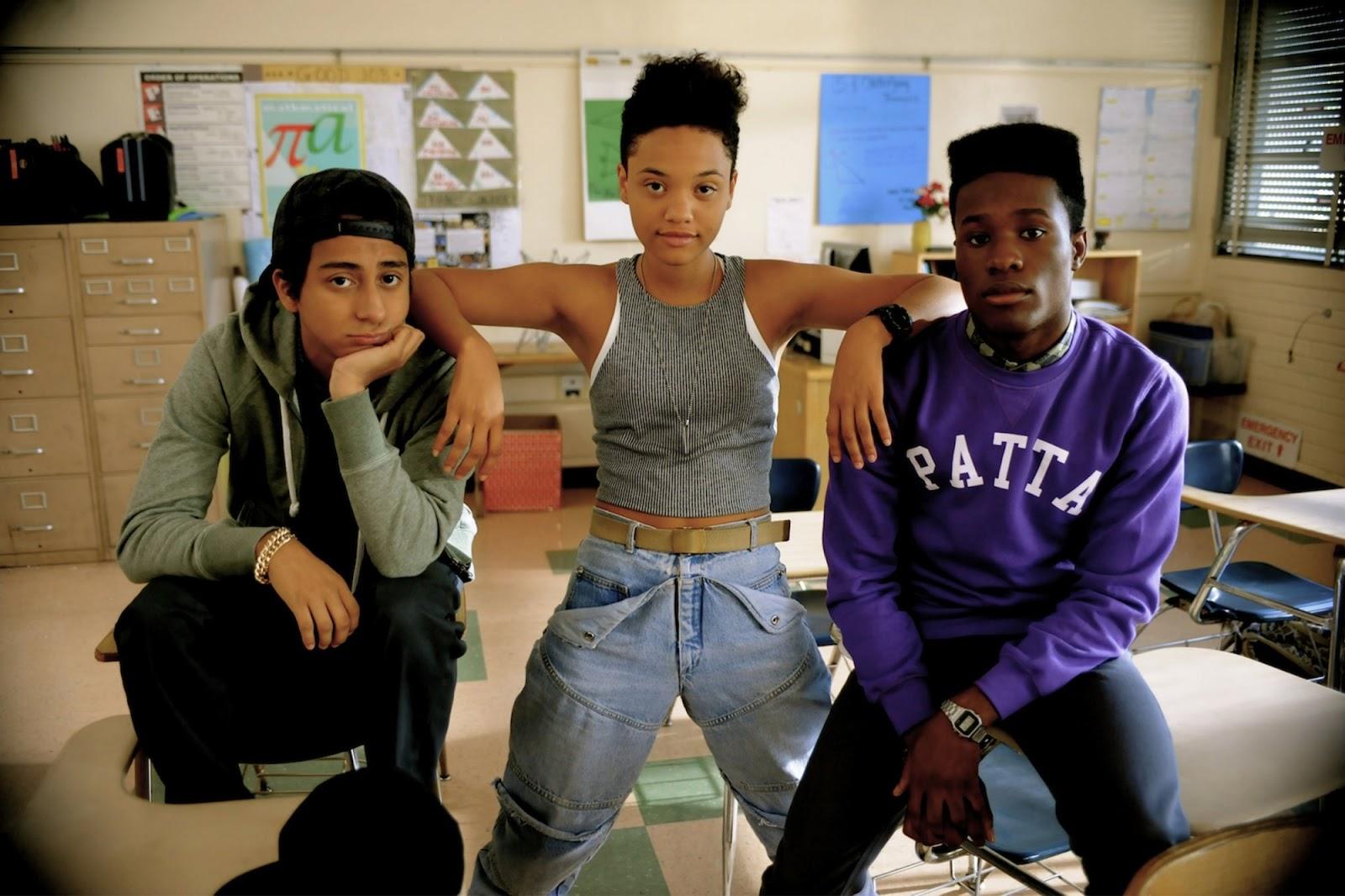Teen black lesbian