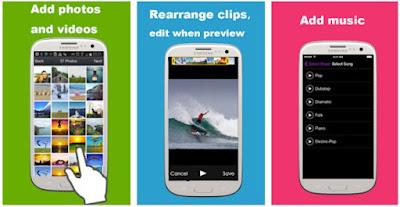 Aplikasi Menggabungkan Foto Menjadi Video di Android