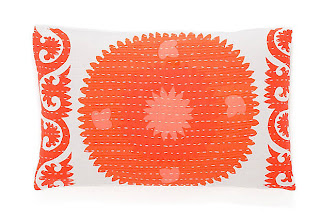 Suzani Ralli Quilt Pillow