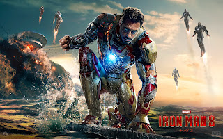 Poster Film IRON MAN 3