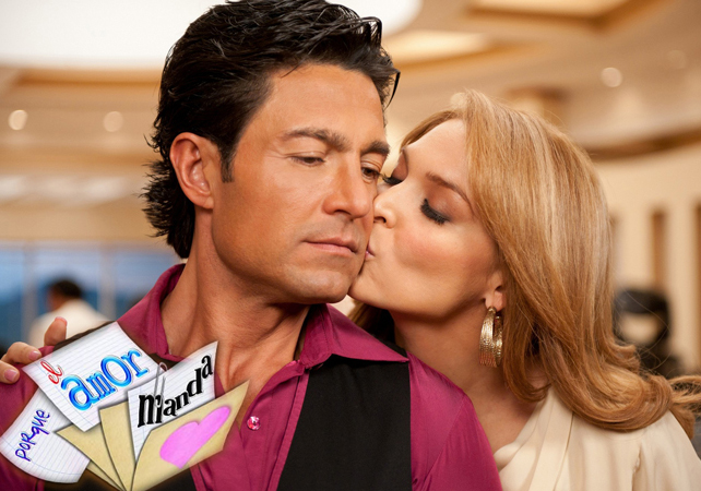 Porque el Amor Manda Capitulo 149 Jueves 2-5-2013