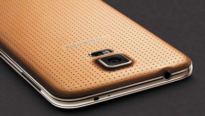 Samsung Rilis Galaxy S5 Varian Gold