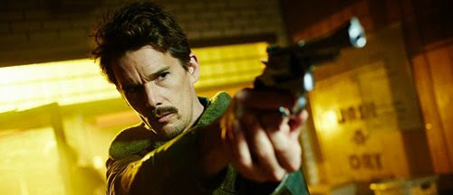 Trailer for Predestination starring Ethan Hawke