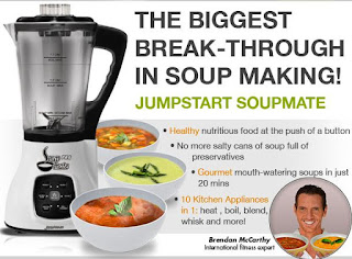 Soup Diet:, Jump Start 7 Day Weight Loss Program, Soupmate pro